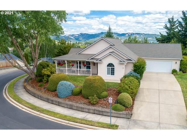 2393 NW Canterbury Dr, Roseburg, OR 97471 (MLS #21472906) :: Holdhusen Real Estate Group