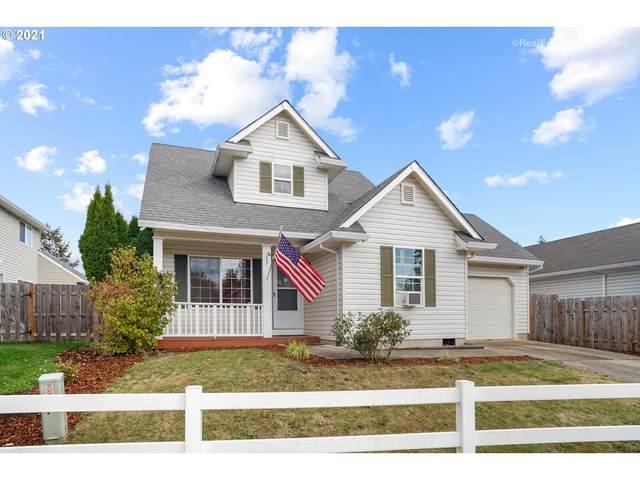 1330 N Creekside Ln, Newberg, OR 97132 (MLS #21473645) :: Premiere Property Group LLC