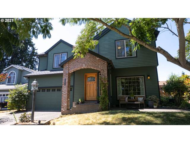 3237 NW 165TH Pl, Beaverton, OR 97006 (MLS #21473653) :: Next Home Realty Connection