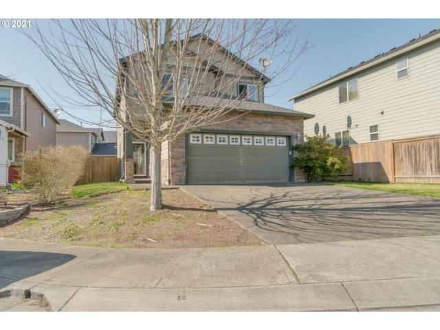 17240 NW Gables Creek Ln, Beaverton, OR 97006 (MLS #21473719) :: TK Real Estate Group