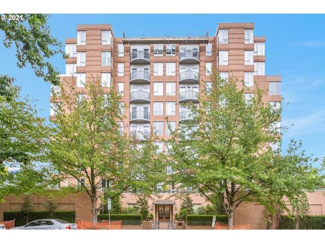 1132 SW 19TH Ave #803, Portland, OR 97205 (MLS #21473896) :: Lux Properties