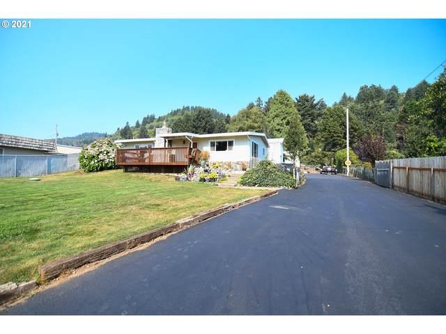 15855 Hwy 101, Brookings, OR 97415 (MLS #21474014) :: Premiere Property Group LLC