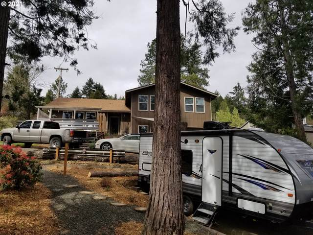 441 E Sixth Ave, Sutherlin, OR 97479 (MLS #21474043) :: Fox Real Estate Group