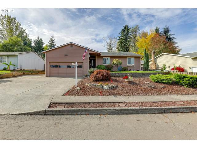 2085 SE Kane Ave, Gresham, OR 97080 (MLS #21474234) :: McKillion Real Estate Group