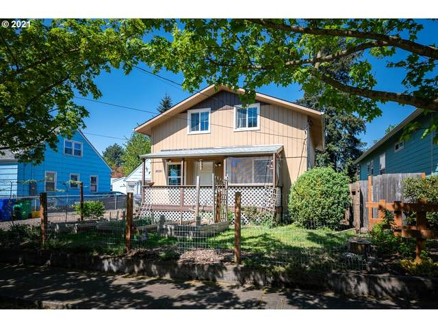10435 SE Ellis St, Portland, OR 97266 (MLS #21474399) :: Tim Shannon Realty, Inc.