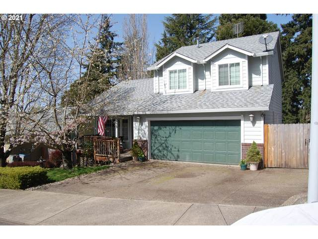 15877 SW Madrona Ln, Sherwood, OR 97140 (MLS #21474457) :: RE/MAX Integrity