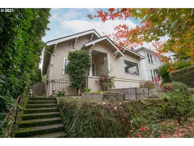 4225 S Corbett Ave, Portland, OR 97239 (MLS #21474473) :: Song Real Estate