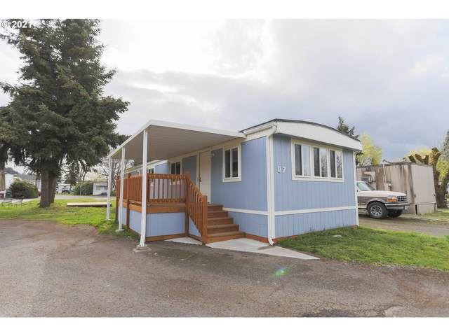 10701 SE Highway 212 Q7, Clackamas, OR 97015 (MLS #21474945) :: Song Real Estate