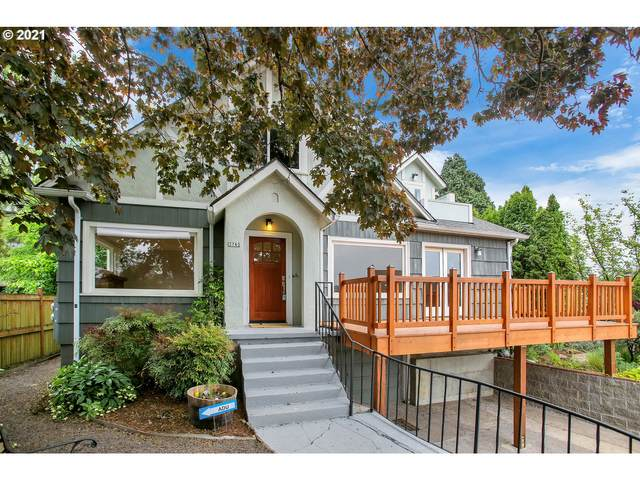 3762 N Melrose Dr A, Portland, OR 97227 (MLS #21474962) :: Real Tour Property Group
