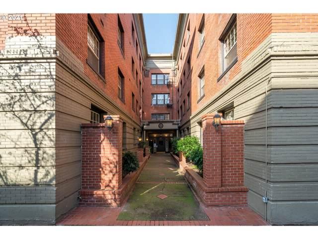 2109 NW Irving St #208, Portland, OR 97210 (MLS #21475226) :: Reuben Bray Homes