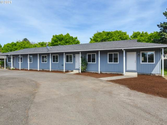 8001 SE Overland St, Milwaukie, OR 97222 (MLS #21475261) :: Holdhusen Real Estate Group