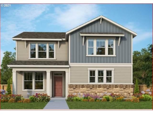 5964 SE Davis St, Hillsboro, OR 97123 (MLS #21475775) :: Premiere Property Group LLC