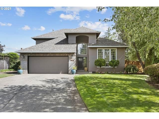 6871 SW Hollybrook Ct, Wilsonville, OR 97070 (MLS #21475868) :: Fox Real Estate Group
