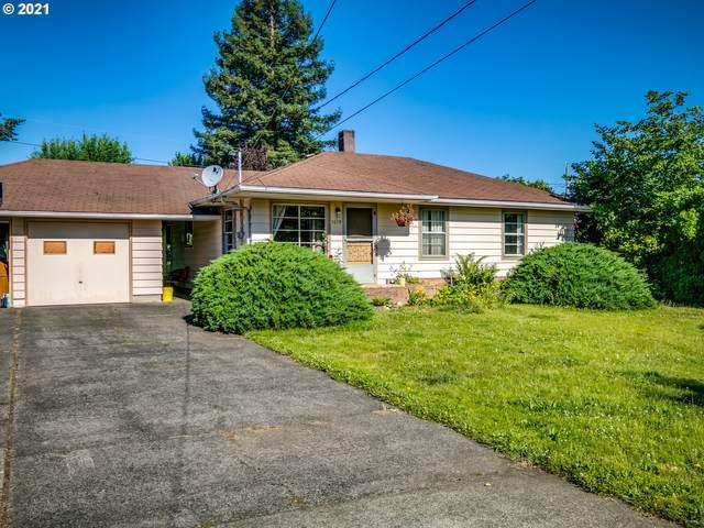 1619 NE 155TH Ave, Portland, OR 97230 (MLS #21475921) :: Stellar Realty Northwest
