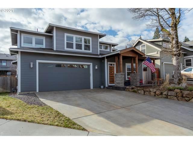 1109 Redtail Loop, Hood River, OR 97031 (MLS #21475951) :: Premiere Property Group LLC