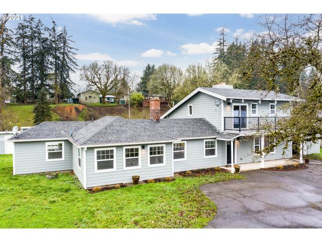 16441 S Eaden Rd, Oregon City, OR 97045 (MLS #21476078) :: Beach Loop Realty