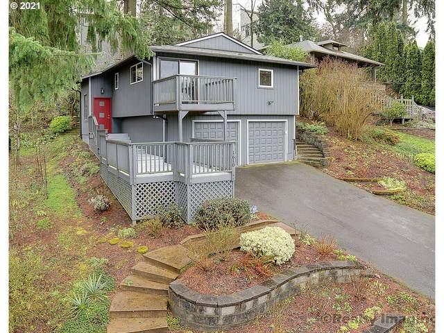 1610 SW Logan St, Portland, OR 97219 (MLS #21476157) :: Gustavo Group