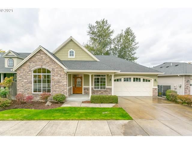 3211 SE Laura Ave, Gresham, OR 97080 (MLS #21476337) :: Premiere Property Group LLC
