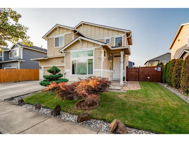 804 SE 12TH St, Battle Ground, WA 98604 (MLS #21476404) :: The Haas Real Estate Team