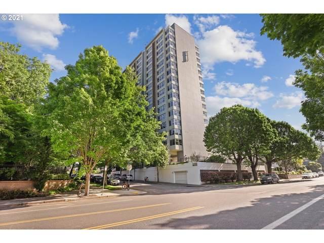 1220 NE 17TH Ave 7B, Portland, OR 97232 (MLS #21476507) :: Change Realty