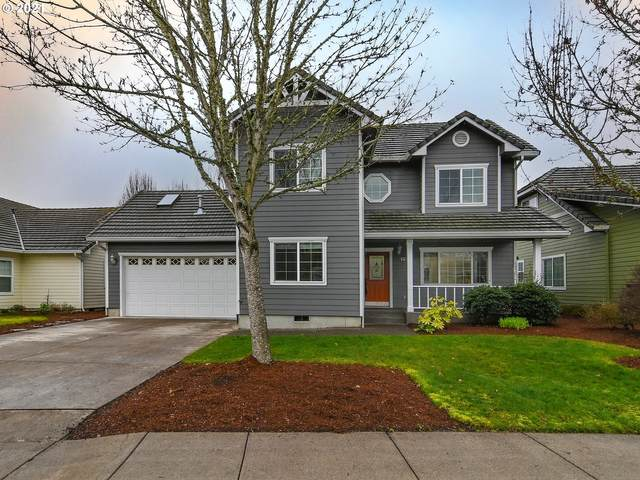 1241 Masters Ave, Creswell, OR 97426 (MLS #21476928) :: Duncan Real Estate Group
