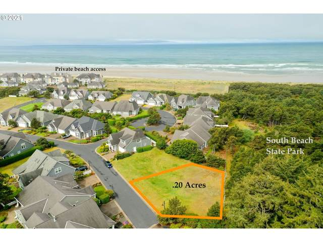5610 SW Arbor Dr, South Beach, OR 97366 (MLS #21477368) :: McKillion Real Estate Group