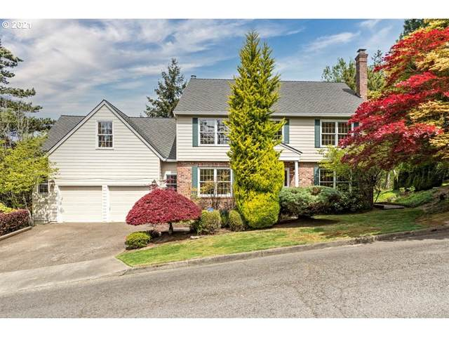 8319 NW Reed Dr, Portland, OR 97229 (MLS #21477414) :: The Liu Group