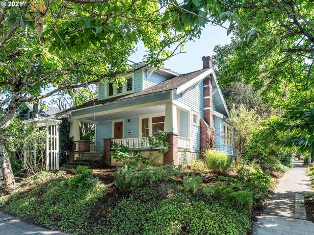 3834 SE 27TH Ave, Portland, OR 97202 (MLS #21477474) :: Coho Realty