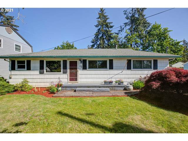 424 Park Dr, Oregon City, OR 97045 (MLS #21477528) :: Premiere Property Group LLC