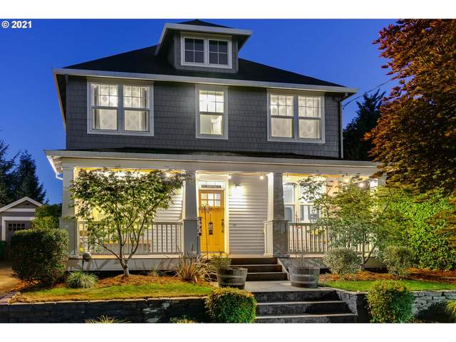 7104 NE Siskiyou St, Portland, OR 97213 (MLS #21477537) :: Next Home Realty Connection