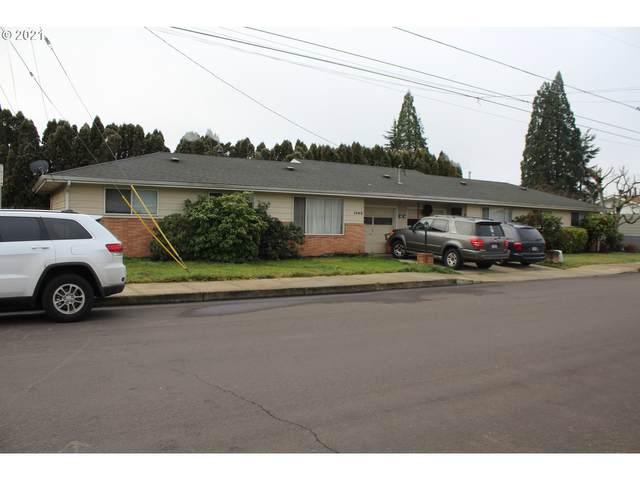 -1 SE Alder St, Hillsboro, OR 97123 (MLS #21477968) :: Premiere Property Group LLC