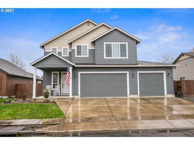 101 SW 9TH St, Battle Ground, WA 98604 (MLS #21478058) :: Cano Real Estate