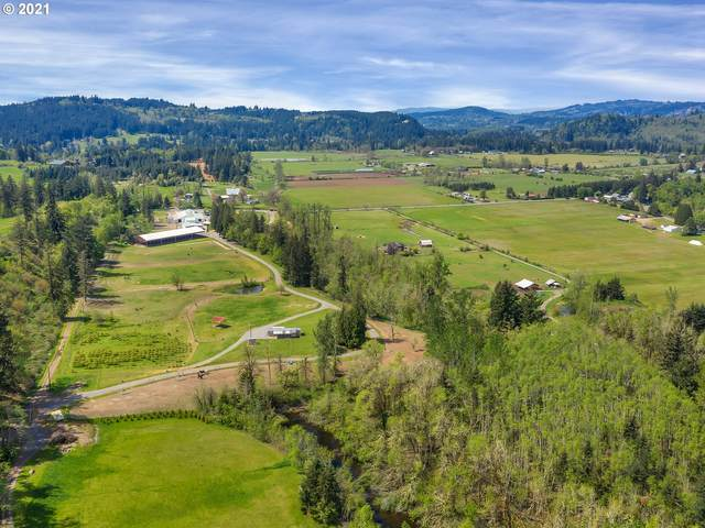 15898 S Springwater Rd, Oregon City, OR 97045 (MLS #21478078) :: Fox Real Estate Group