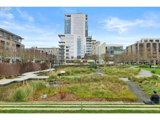 1001 NW Lovejoy St #213, Portland, OR 97209 (MLS #21478221) :: TK Real Estate Group