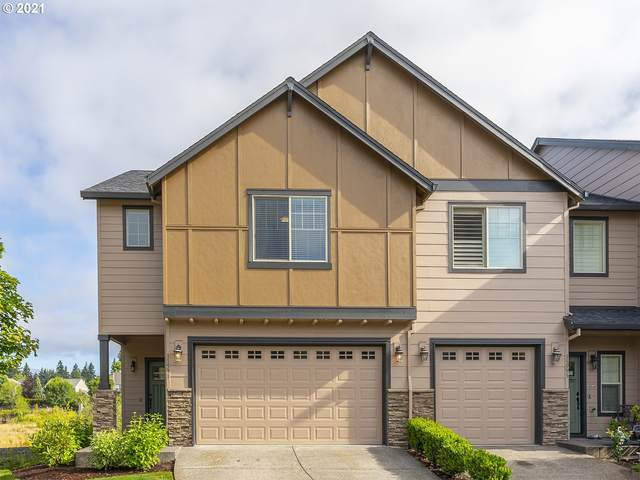 11591 SE Aquila St, Happy Valley, OR 97086 (MLS #21478375) :: Song Real Estate