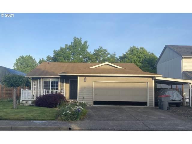 921 N Kutch St, Carlton, OR 97111 (MLS #21478615) :: Fox Real Estate Group