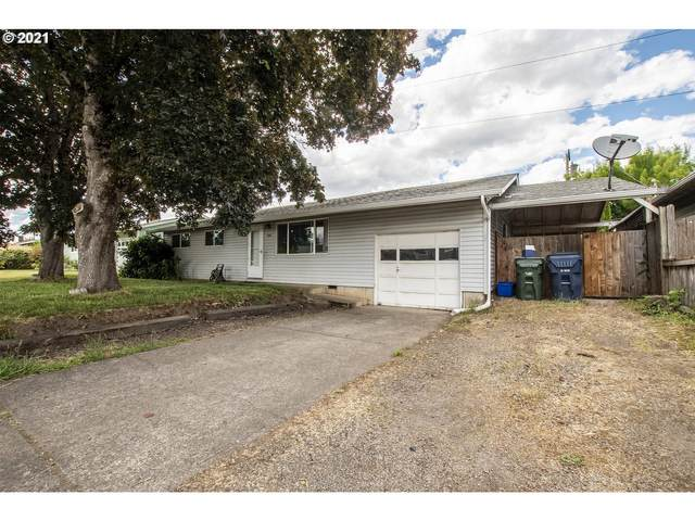 1410 W Quinalt St, Springfield, OR 97477 (MLS #21478616) :: Townsend Jarvis Group Real Estate