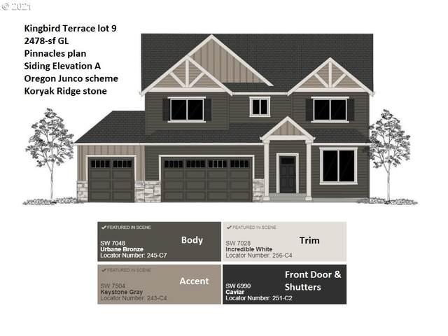 1405 NW 107TH St, Vancouver, WA 98685 (MLS #21478718) :: Premiere Property Group LLC
