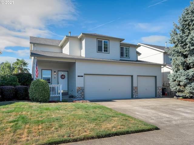 6650 SE Lois St, Hillsboro, OR 97123 (MLS #21478794) :: Real Tour Property Group