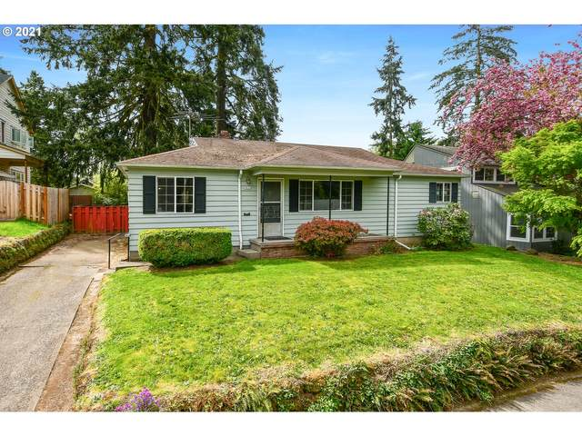 3820 SE Lexington St, Portland, OR 97202 (MLS #21478856) :: Song Real Estate