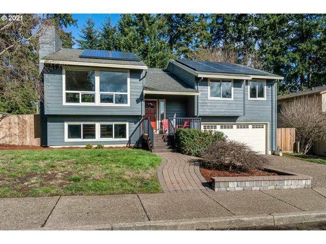 15325 SW Woodwind Ct, Beaverton, OR 97007 (MLS #21478980) :: Premiere Property Group LLC