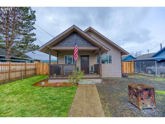810 A St, Myrtle Point, OR 97458 (MLS #21479358) :: Duncan Real Estate Group