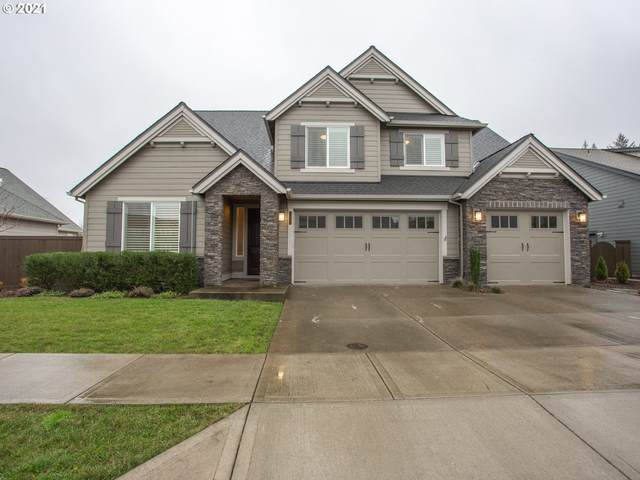 1822 NW 21ST Ct, Camas, WA 98607 (MLS #21479395) :: Brantley Christianson Real Estate