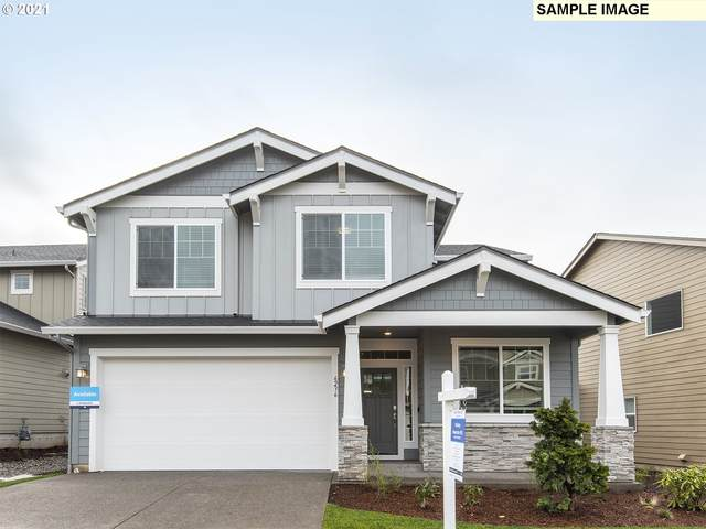 6452 N 89TH Ave, Camas, WA 98607 (MLS #21479512) :: Next Home Realty Connection