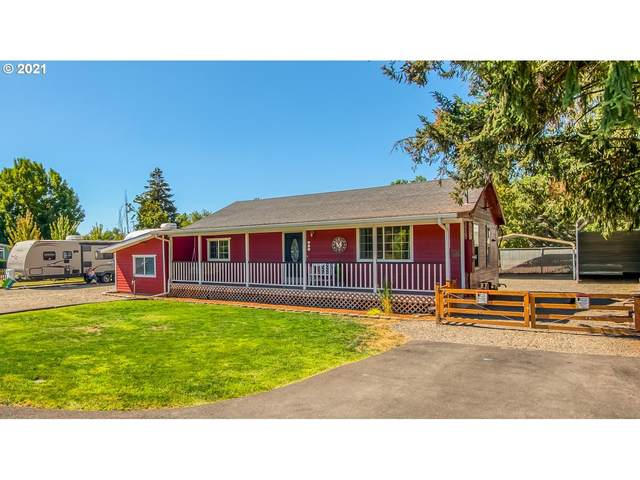 207 N Maple St, Canby, OR 97013 (MLS #21479586) :: Next Home Realty Connection