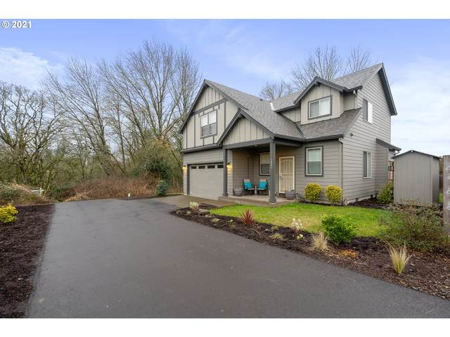 1993 E Kennedy Dr, Newberg, OR 97132 (MLS #21479967) :: Premiere Property Group LLC
