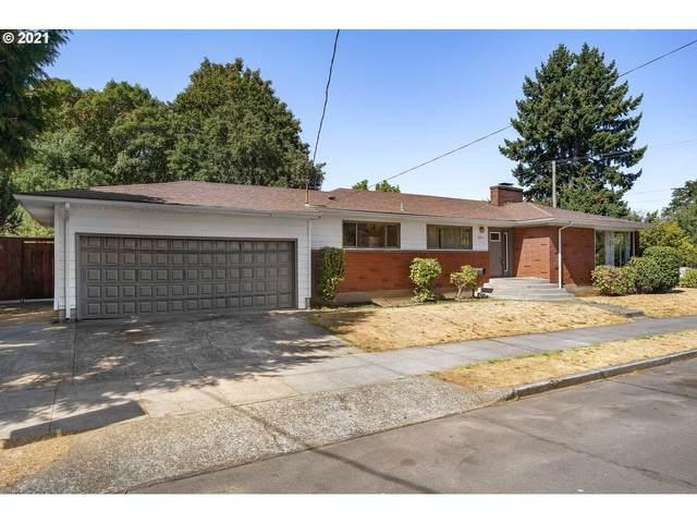 8031 N Charleston Ave, Portland, OR 97203 (MLS #21480565) :: Keller Williams Portland Central