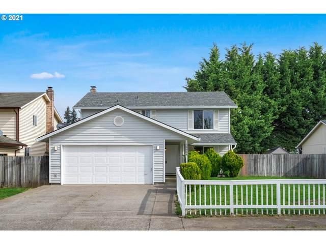 15906 NE 76TH Way, Vancouver, WA 98682 (MLS #21480719) :: Fox Real Estate Group