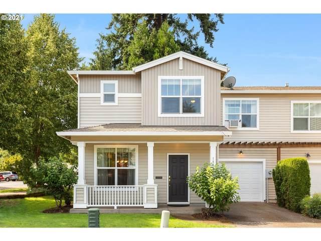 18220 SW Strathmoor St, Beaverton, OR 97007 (MLS #21481136) :: Song Real Estate