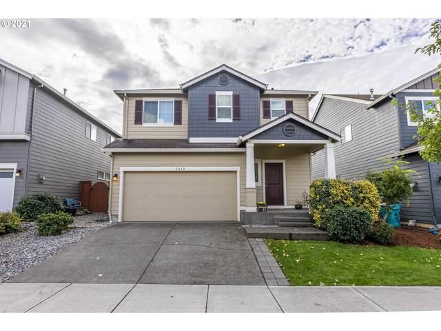 5419 NE 52ND St, Vancouver, WA 98661 (MLS #21481233) :: Fox Real Estate Group
